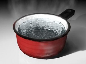 Are you cold, lukewarm, simmering or boiling?