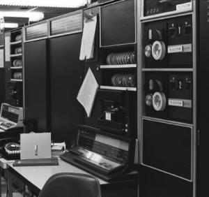 KA-10 computers used for the first network email