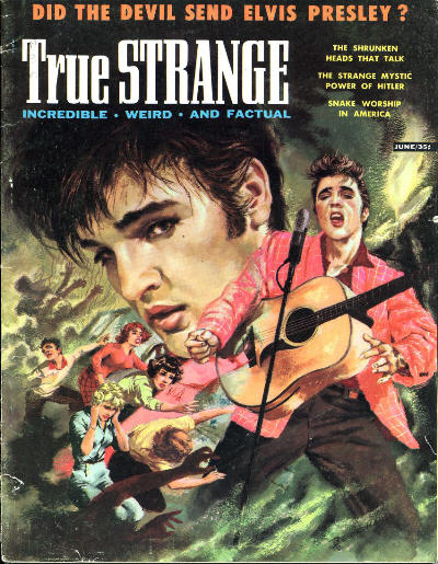True and Strange-May 1975