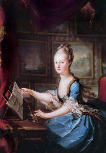 Marie Antoinette (1768-Wagenshon)